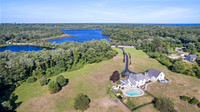 389 Chief Justice Hwy Scituate - Aerial