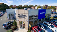 Volvo and Hyundai Village of Danvers - Aerial